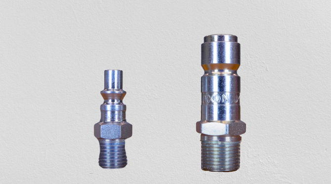 Air hose Quick Connect Fittings Profile