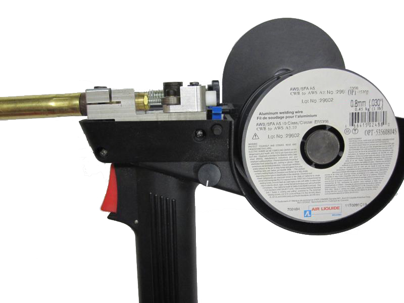 spool gun