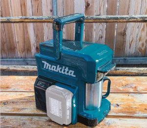 battery powered coffee maker