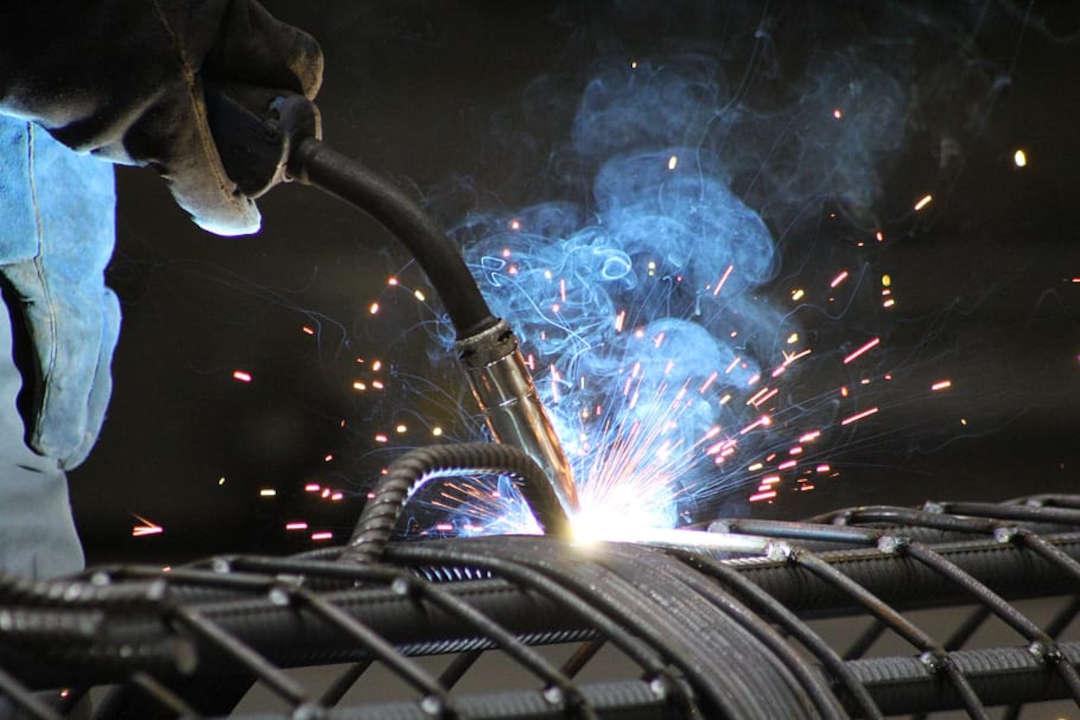 reverse polarity welding