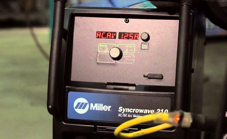 Miller Syncrowave 210